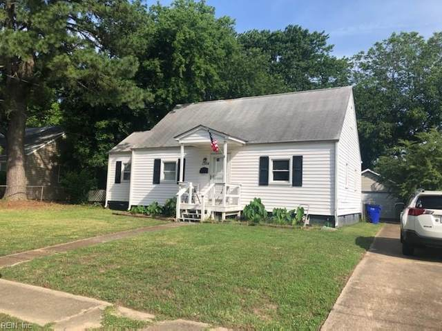 1364 Jenifer St, Norfolk, VA 23503 (MLS #10383016) :: Howard Hanna Real Estate Services