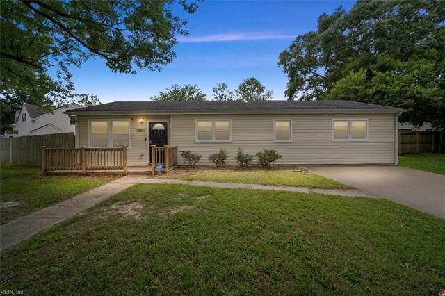 1416 Salton Dr, Chesapeake, VA 23325 (MLS #10383037) :: Howard Hanna Real Estate Services
