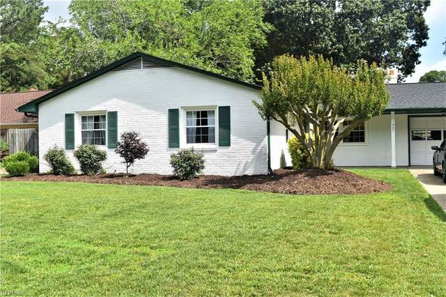 347 Wrexham Ct, Hampton, VA 23669 (#10383059) :: Berkshire Hathaway HomeServices Towne Realty