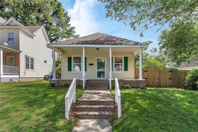 40 Sycamore Ave, Newport News, VA 23607 (MLS #10383070) :: Howard Hanna Real Estate Services