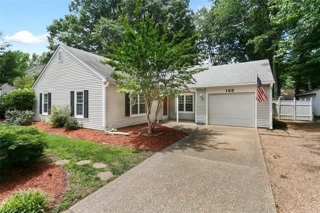 163 Little John Pl, Newport News, VA 23602 (#10383080) :: Rocket Real Estate