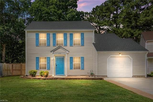 835 Palace Ct, Newport News, VA 23608 (#10383090) :: RE/MAX Central Realty