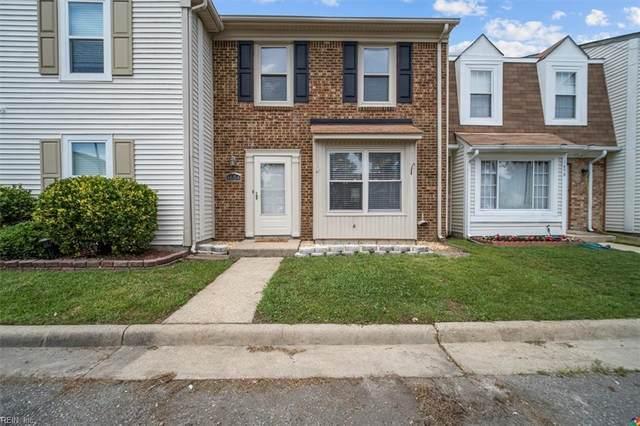 1654 Jameson Dr, Virginia Beach, VA 23464 (MLS #10383092) :: Howard Hanna Real Estate Services