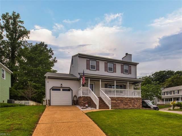 979 Banks Ln, Newport News, VA 23608 (#10383098) :: Rocket Real Estate