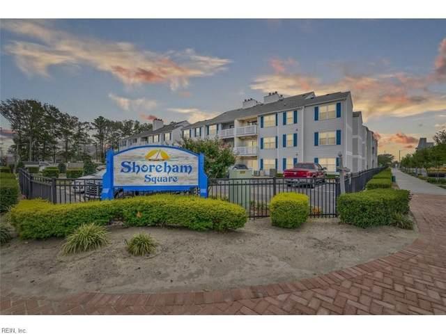 608 Shoreham Ct #203, Virginia Beach, VA 23451 (#10383100) :: Tom Milan Team