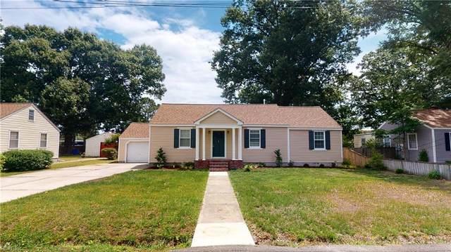 6118 Grayson Ave, Newport News, VA 23605 (#10383102) :: Atkinson Realty