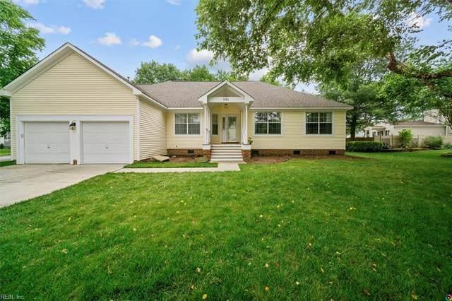 501 Prospect Ct, Chesapeake, VA 23322 (MLS #10383111) :: Howard Hanna Real Estate Services