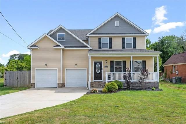 1425 W Queen St, Hampton, VA 23669 (#10383113) :: Berkshire Hathaway HomeServices Towne Realty