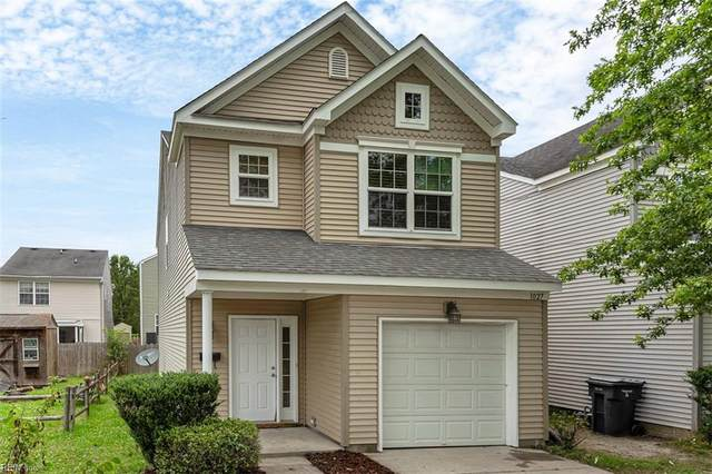 1027 Hill St, Chesapeake, VA 23324 (#10383115) :: The Kris Weaver Real Estate Team
