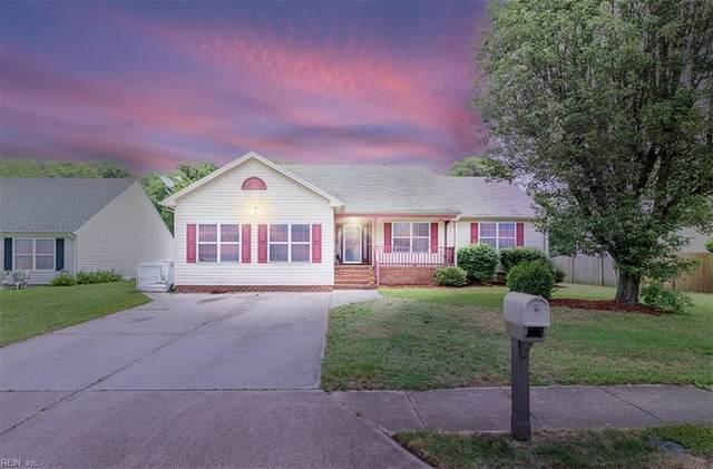 14 Allison Sutton Dr, Hampton, VA 23661 (#10383139) :: Berkshire Hathaway HomeServices Towne Realty