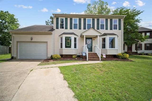 4401 Wellesley Ct, Virginia Beach, VA 23456 (MLS #10383140) :: Howard Hanna Real Estate Services