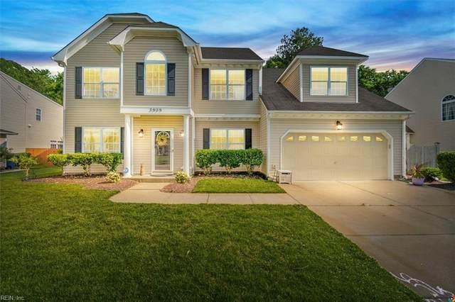 2929 Chestnut Oak Way, Virginia Beach, VA 23453 (MLS #10383152) :: Howard Hanna Real Estate Services