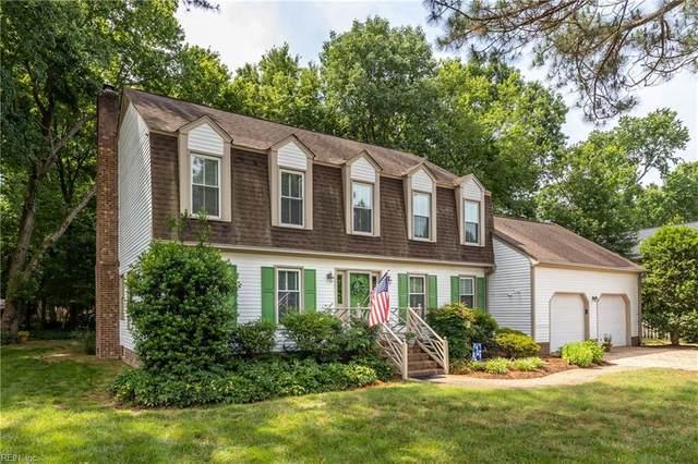 102 Waterside Pl, York County, VA 23692 (MLS #10383153) :: Howard Hanna Real Estate Services
