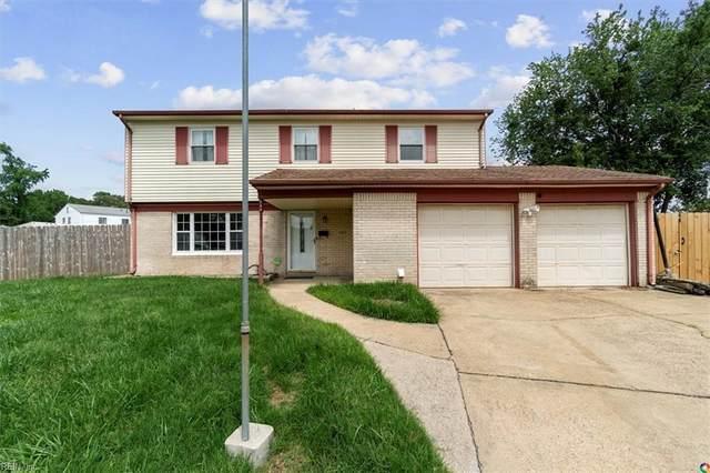 640 Table Rock Rd, Virginia Beach, VA 23452 (MLS #10383175) :: Howard Hanna Real Estate Services