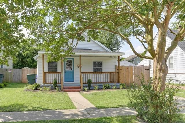 1011 Albert Ave, Norfolk, VA 23513 (MLS #10383178) :: Howard Hanna Real Estate Services