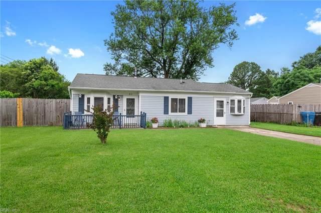 813 Stell Ln, Virginia Beach, VA 23455 (#10383179) :: Avalon Real Estate