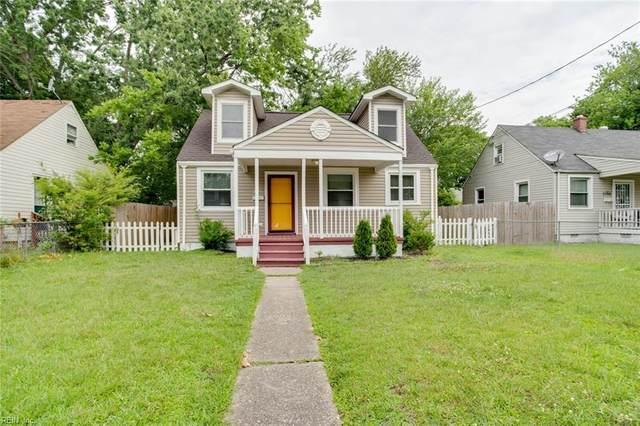 3108 Dartmouth St, Portsmouth, VA 23707 (#10383195) :: Rocket Real Estate