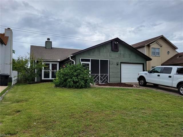 4005 Smokey Lake Dr, Virginia Beach, VA 23462 (#10383221) :: Rocket Real Estate