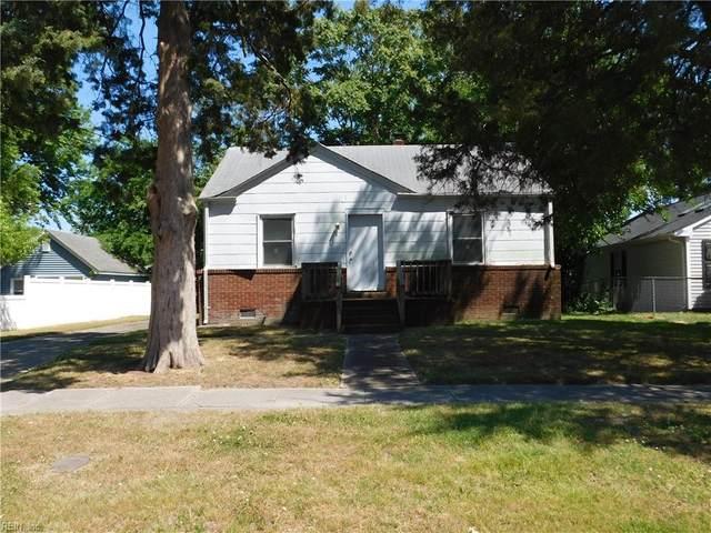 2724 Lens Ave, Norfolk, VA 23509 (#10383226) :: Rocket Real Estate