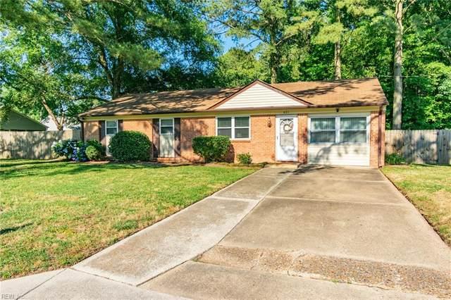 421 E Blanche Dr, Chesapeake, VA 23323 (#10383264) :: Momentum Real Estate