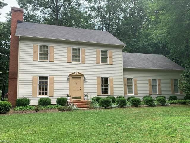 3503 Fieldcrest Ct, James City County, VA 23185 (#10383275) :: The Kris Weaver Real Estate Team