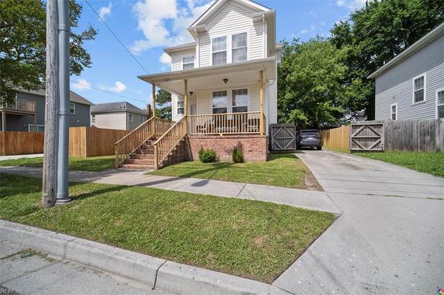 1525 Dungee St, Norfolk, VA 23504 (#10383341) :: Berkshire Hathaway HomeServices Towne Realty