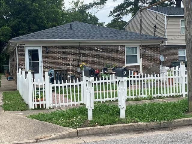 2408 Arkansas Ave, Norfolk, VA 23513 (#10383352) :: Atkinson Realty