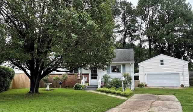 2411 Chesapeake Cir Cir, Chesapeake, VA 23324 (MLS #10383388) :: Howard Hanna Real Estate Services