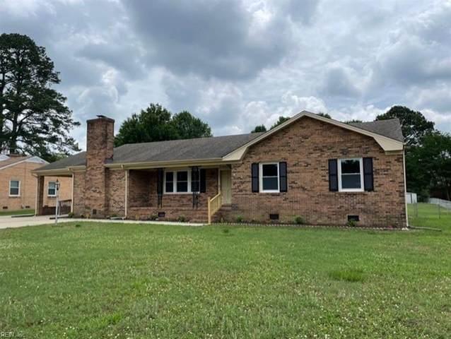205 Fairview Dr, Franklin, VA 23851 (#10383396) :: Rocket Real Estate