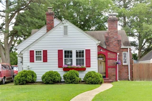 4103 Arlington Pl, Portsmouth, VA 23707 (#10383397) :: Atlantic Sotheby's International Realty