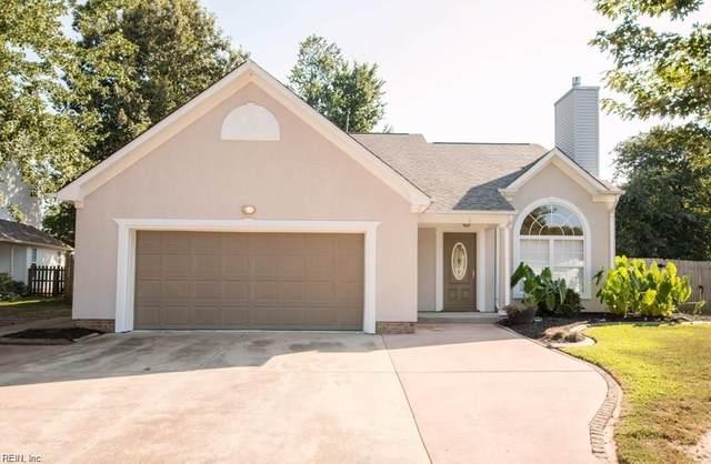 2 E Spur Ct, Hampton, VA 23666 (#10383403) :: RE/MAX Central Realty
