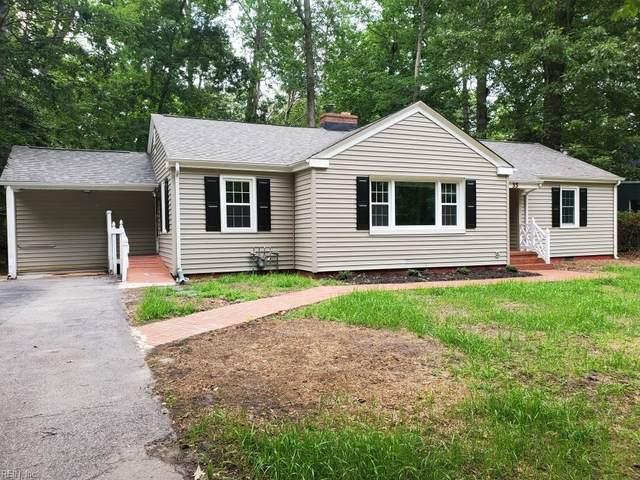 35 Madison Ln, Newport News, VA 23606 (#10383409) :: Berkshire Hathaway HomeServices Towne Realty