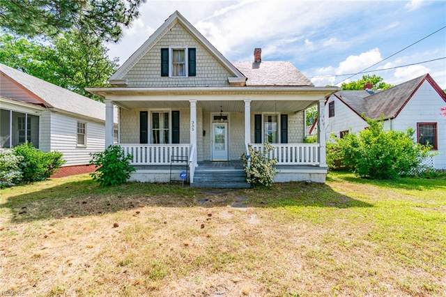 355 Hamilton Ave, Portsmouth, VA 23707 (#10383430) :: Berkshire Hathaway HomeServices Towne Realty