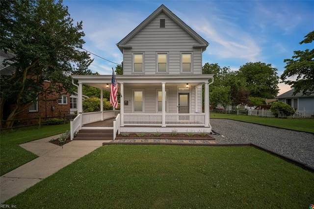 11 N Juniper St, Hampton, VA 23669 (#10383441) :: Berkshire Hathaway HomeServices Towne Realty