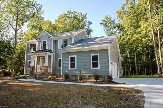 101 Octavia Dr, York County, VA 23693 (#10383462) :: Berkshire Hathaway HomeServices Towne Realty