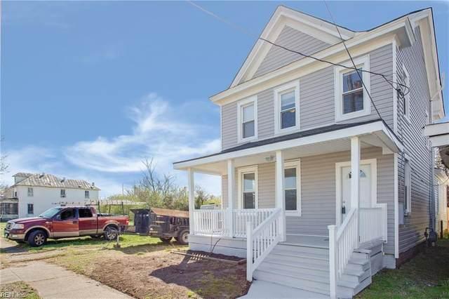 714 Confederate Ave, Portsmouth, VA 23704 (#10383467) :: Kristie Weaver, REALTOR