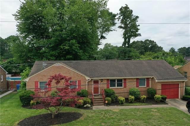449 Rutgers Ave, Chesapeake, VA 23324 (MLS #10383483) :: AtCoastal Realty