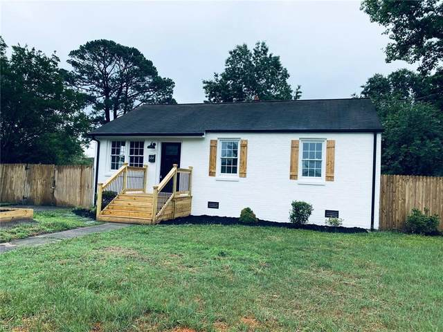 604 Randolph Rd, Newport News, VA 23605 (#10383492) :: Encompass Real Estate Solutions
