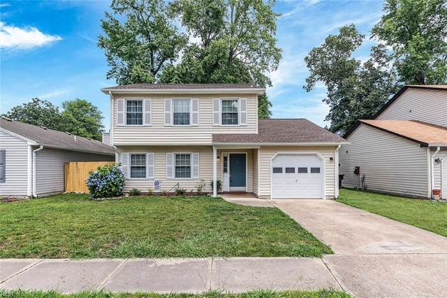 1294 Eaglewood Dr, Virginia Beach, VA 23454 (#10383493) :: Berkshire Hathaway HomeServices Towne Realty