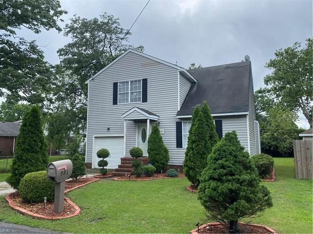 981 Parish Rd, Norfolk, VA 23504 (#10383504) :: Community Partner Group