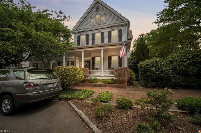 421 Middle St, Portsmouth, VA 23704 (#10383520) :: Berkshire Hathaway HomeServices Towne Realty