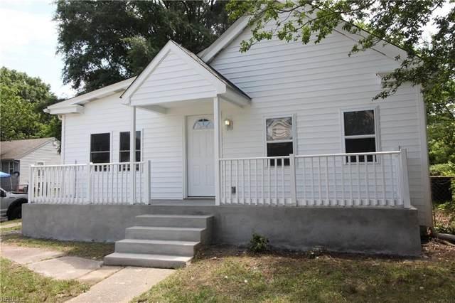 1418 Lead St, Norfolk, VA 23504 (#10383528) :: Berkshire Hathaway HomeServices Towne Realty