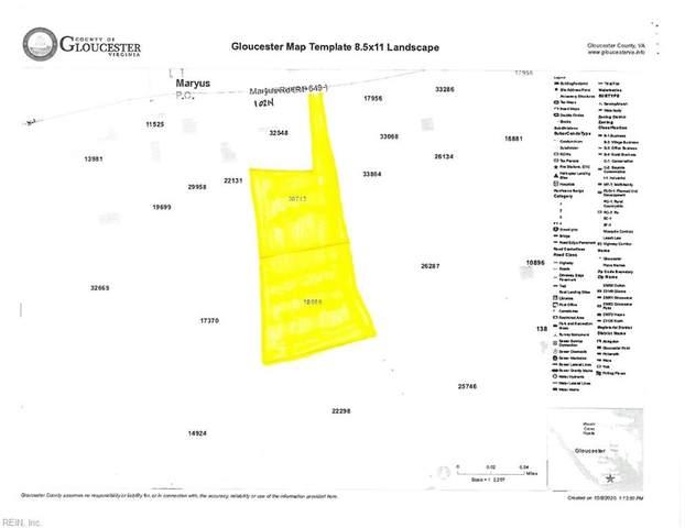 2.99ac Maryus Rd, Gloucester County, VA 23072 (#10383549) :: Atlantic Sotheby's International Realty