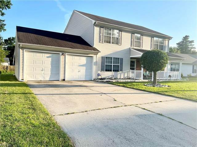 2809 N Creek Dr, Chesapeake, VA 23323 (#10383554) :: Berkshire Hathaway HomeServices Towne Realty