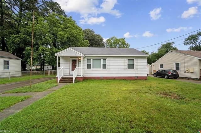 100 Mimosa Rd, Portsmouth, VA 23701 (#10383569) :: Crescas Real Estate
