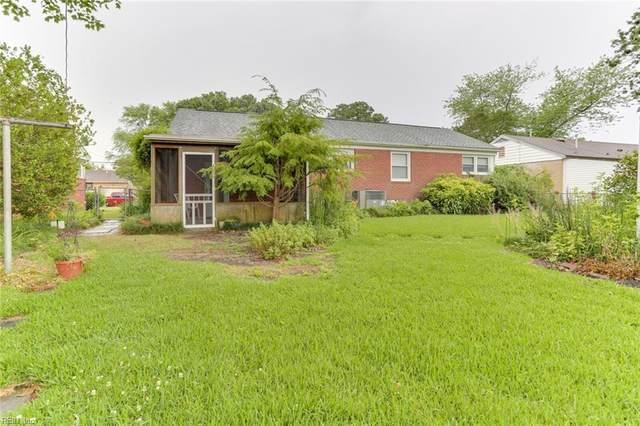 7 Eastlawn Dr, Hampton, VA 23664 (MLS #10383570) :: Howard Hanna Real Estate Services