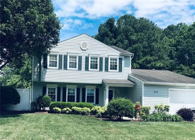 212 Eastlawn Dr, Hampton, VA 23664 (#10383571) :: Rocket Real Estate