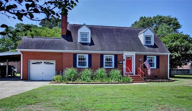 4 Lewallen Dr, Newport News, VA 23608 (#10383578) :: Berkshire Hathaway HomeServices Towne Realty