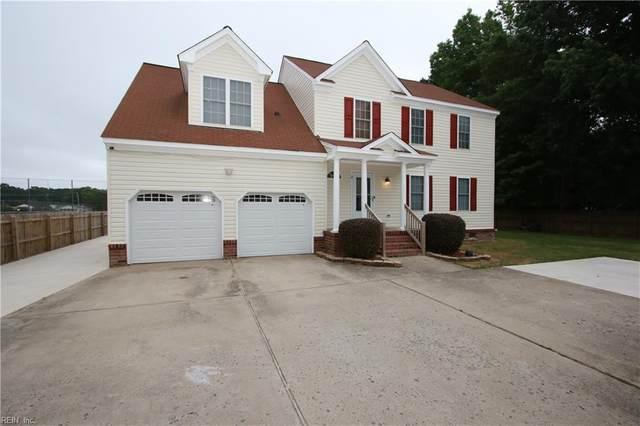 2 Portally Ln, Hampton, VA 23663 (#10383588) :: Crescas Real Estate