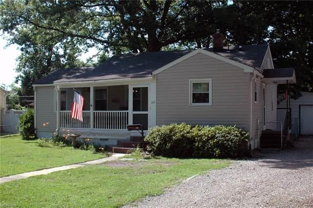 625 74th St, Newport News, VA 23605 (#10383598) :: Rocket Real Estate